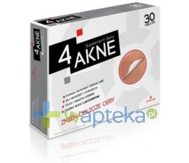 GLENMARK DISTRIBUTORS 4Akne 30 tabletek
