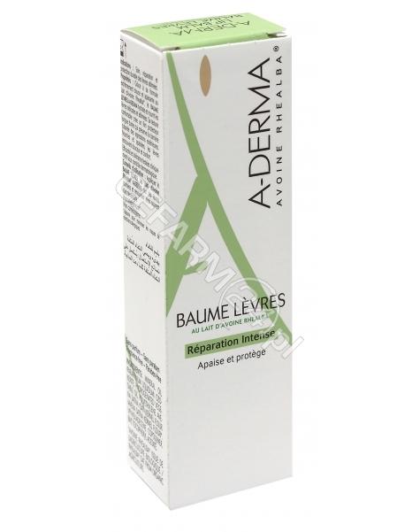 PIERRE FABRE A-derma baume levres - regenerujący balsam do ust 15 ml