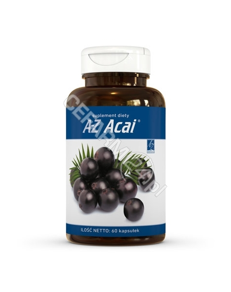 A-Z MEDICA A-Z Acai 350 mg x 60 kaps