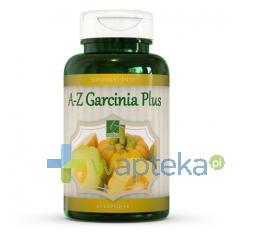 A-Z MEDICA SP. Z O.O. A-Z Garcinia Plus 60 kapsułek