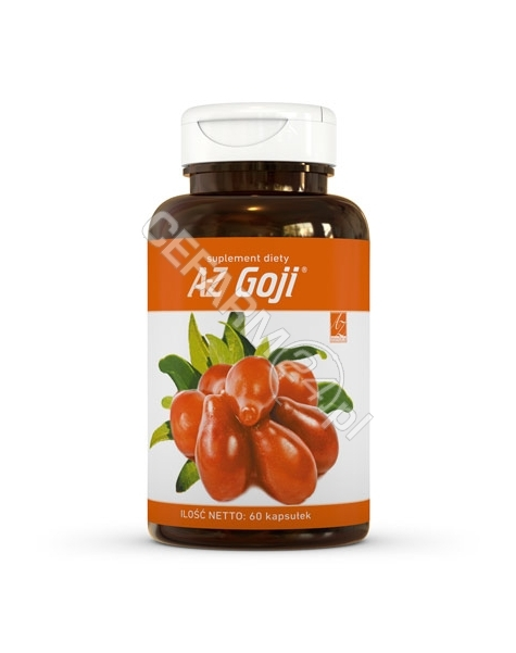 A-Z MEDICA A-Z Goji 200 mg x 60 kaps