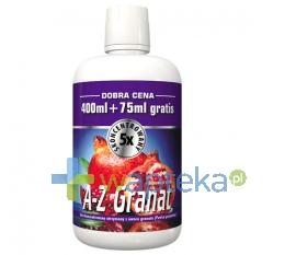 A-Z MEDICA SP. Z O.O. A-Z GRANAT sok 475 ml