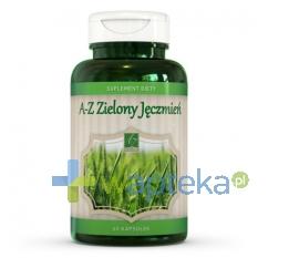 A-Z MEDICA SP. Z O.O. A-Z Zielony Jęczmień 60 kapsułek