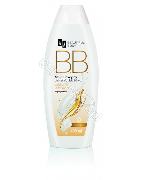 OCEANIC AA Beautiful Body - balsam do ciała Głębokie Odżywienie 400 ml