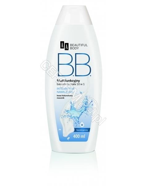 OCEANIC AA Beautiful Body - balsam do ciała Intensywne Nawilżenie 400 ml