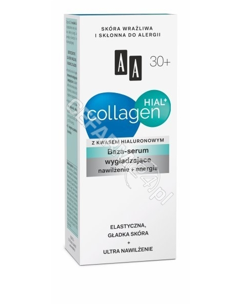 OCEANIC AA Collagen Hial+ baza-serum wygładzające 50 ml