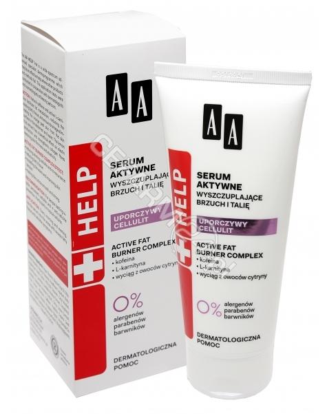 OCEANIC AA Help serum aktywne wyszczuplające brzuch i talię 200 ml
