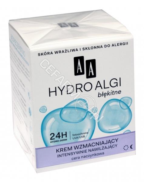 OCEANIC AA Hydro Algi Błękitne krem wzmacniający do cery naczynkowej 50 ml
