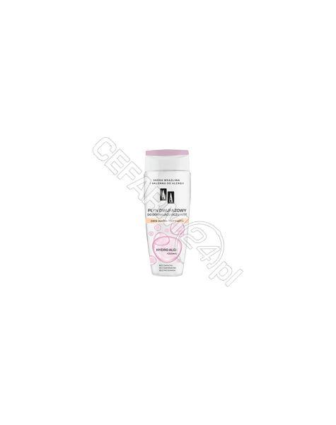 OCEANIC AA Hydro Algi Różowe płyn dwufazowy do demakijażu 150 ml