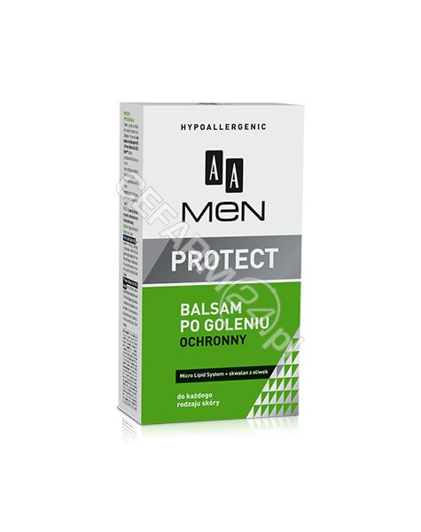 OCEANIC AA Men Protect balsam po goleniu ochronny 100 ml