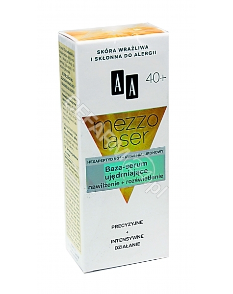 OCEANIC AA Mezzolaser 40+ baza-serum ujędrniająca 50 ml