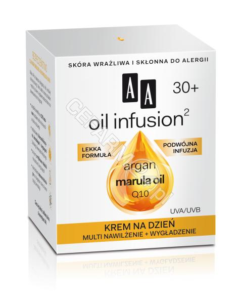 OCEANIC AA Oil Infusion 30+ krem na dzień MULTI NAWILŻENIE + WYGŁADZENIE 50 ml
