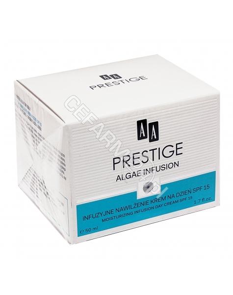 OCEANIC Aa Prestige Algae Infusion krem na dzień SPF15 50 ml