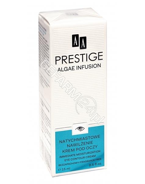 OCEANIC Aa Prestige Algae Infusion krem pod oczy 15 ml