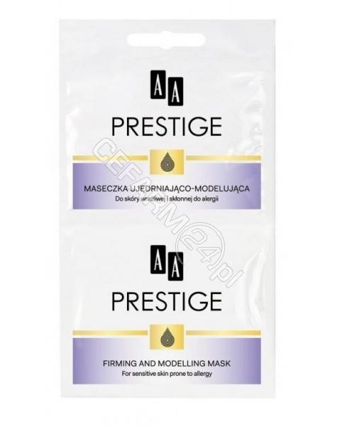 OCEANIC AA Prestige maseczka ujędrniająco - modelująca 10 ml