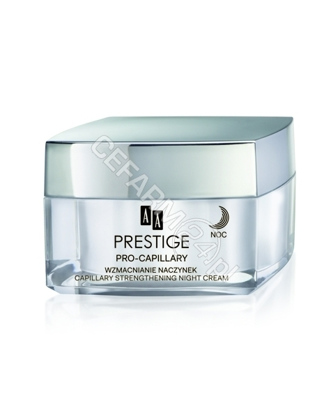 OCEANIC AA Prestige Pro-Capillary wzmacnianie naczynek krem na noc 50 ml