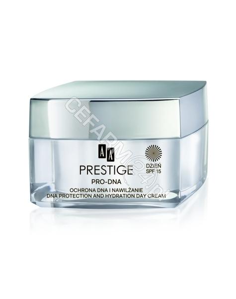 OCEANIC AA Prestige Pro-Dna ochrona DNA i nawilżanie krem na dzień spf 15 50 ml