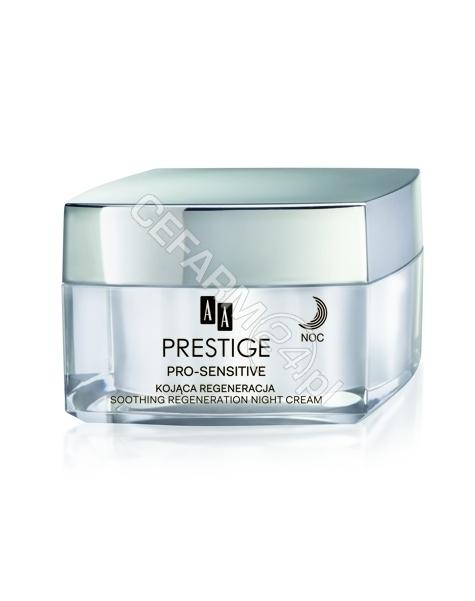 OCEANIC AA Prestige Pro-Sensitive kojąca regeneracja krem na noc 50 ml