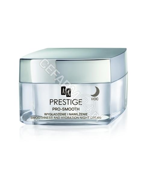 OCEANIC AA Prestige Pro-Smooth wygładzenie i nawilżenie krem na noc 50 ml