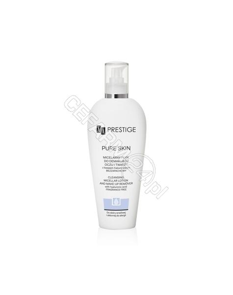 OCEANIC AA Prestige Pure Skin - płyn micelarny do demakijażu twarzy i oczu 200 ml