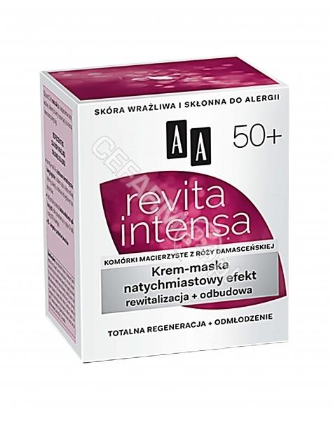 OCEANIC AA Revita Intensa 50+ krem-maska natychmiastowy efekt 50 ml