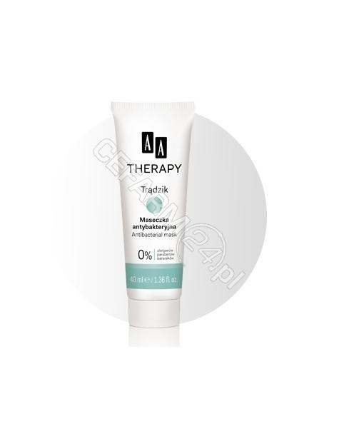 OCEANIC AA Therapy Trądzik maseczka antybakteryjna 40 ml