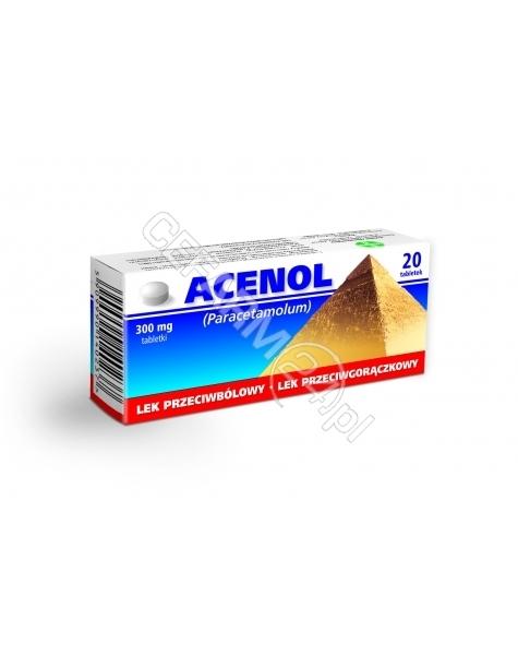 GALENA Acenol 300 mg x 20 tabl
