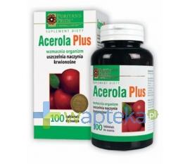 HOLBEX Acerola Plus 100 tabletek do ssania