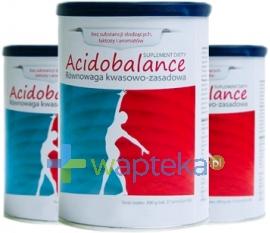FA LANGSTEINER Acidobalance Proszek 300 g - Krótka data ważności - do 24-01-2016