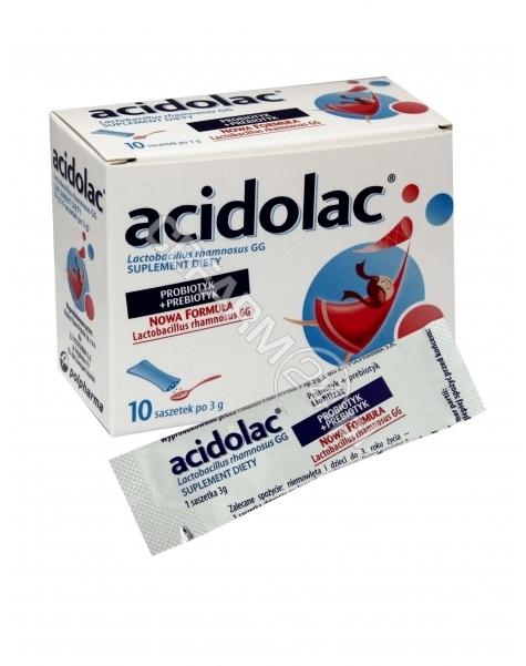 POLPHARMA Acidolac 3 g x 10 sasz (Polpharma)