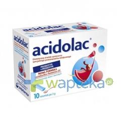 ZAKŁADY FARMACEUTYCZNE POLPHARMA S.A. Acidolac 3g 10 saszetek