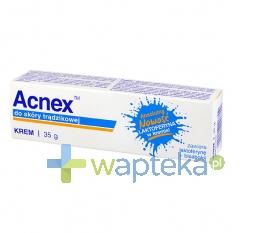 FARMINA SP. Z O.O. ACNEX Krem do skóry trądzikowej 35 g