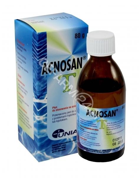 UNIA Acnosan t 2 mg/g płyn 80 g