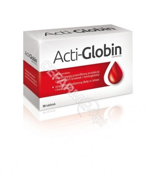 AFLOFARM Acti-globin x 30 tabl