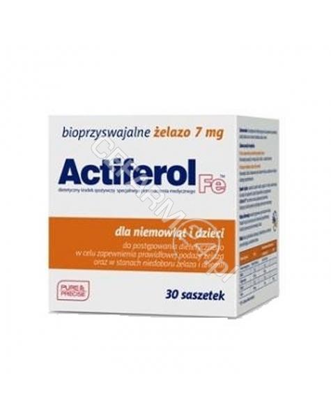 SEQUOIA Actiferol fe 7 mg x 30 sasz