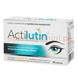 SEQUOIA Actilutin, 30 kapsułek
