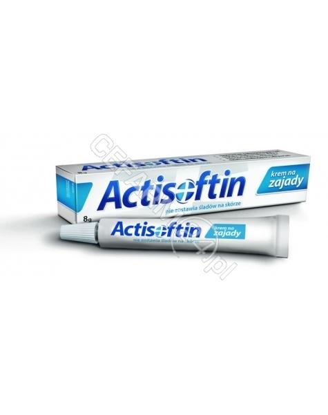 AFLOFARM Actisoftin krem na zajady 8 g
