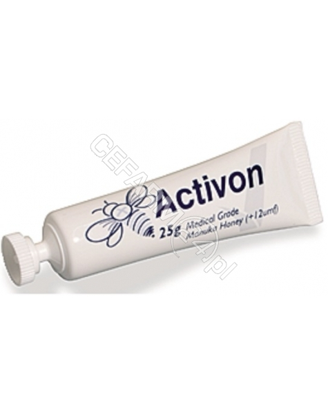ADVANCIS MEDICAL Activon tube - miód manuka na rany 25 g