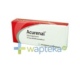 ICN POLFA RZESZÓW S.A. Acurenal tabletki powlekane 40mg 30 sztuk
