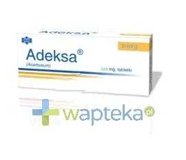 POLFARMEX S.A. Adeksa 100mg tabletki 30 sztuk