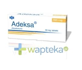 POLFARMEX S.A. Adeksa 50mg tabletki 30 sztuk