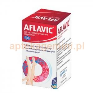 POLFARMEX Aflavic 600mg, 30 tabletek