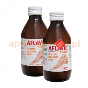 POLFARMEX Aflavic C Liquid, płyn, 150ml + AFLAVIC PŁYN 150 ML GRATIS OKAZJA
