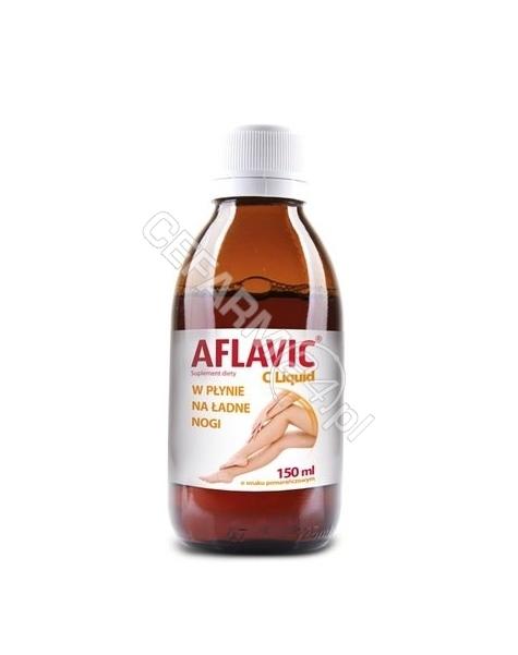 POLFARMEX Aflavic c liquid syrop 150 ml (data ważności <span class=