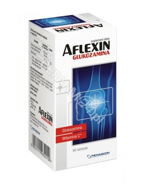 NOVASCON Aflexin glukozamina x 90 tabl powlekanych