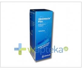 BOOTS HEALTHCARE SP.Z O.O. Aknemycin Plus płyn do stosowania na skórę 25 ml