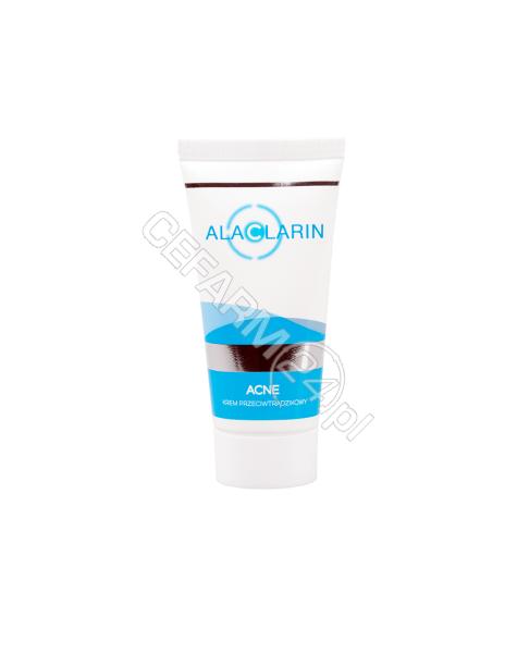 EXELTIS Alaclarin Acne krem przeciwtrądzikowy 30 ml