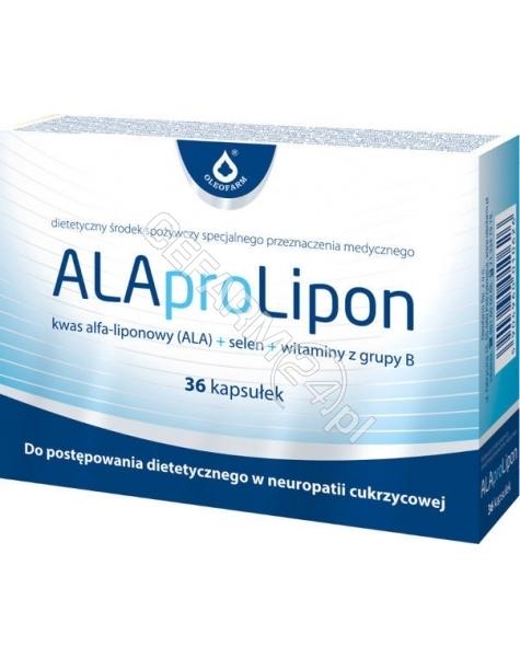 OLEOFARM Alaprolipon x 36 kaps