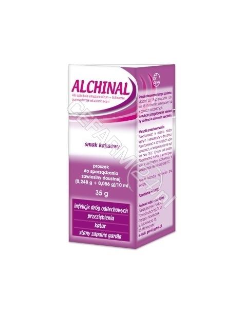 GEMI Alchinal proszek do sporządzania zawiesiny doustnej 35 g