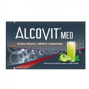 BIOTAKE GMBH Alcovit Med, 1 saszetka